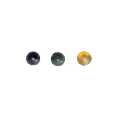 soft taper bore beads